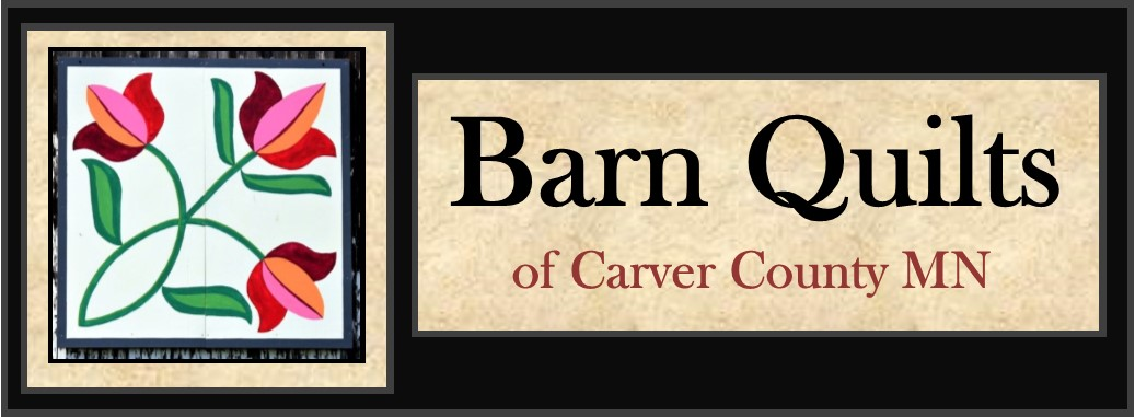 Barn Quilts of Carver County MN Logo